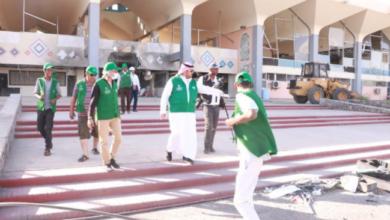 صورة البرنامج السعودي يستنفر جهوده لإعادة تأهيل مطار العاصمة عدن