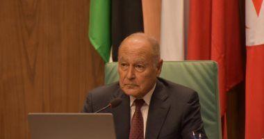 صورة الجامعة العربية: تشكيل حكومة المناصفة خطوة مهمة على طريق توحيد جبهة الشرعية في مواجهة مليشيا الحوثي
