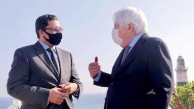 صورة استياء حوثي من زيارة المبعوث الأممي إلى العاصمة عدن