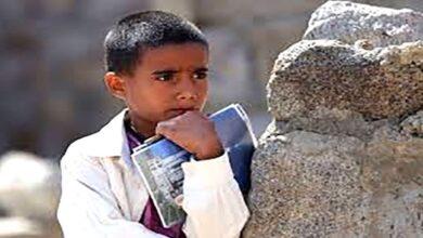 صورة بالتعاون مع مركز الملك سلمان.. الهجرة الدولية تدعم تعليم الأطفال النازحين باليمن