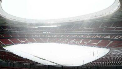 صورة تأجيل مباراة أتلتيكو مدريد وأتلتيك بلباو في الدوري الإسباني
