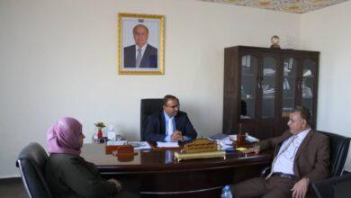 صورة وزير الشؤون الاجتماعية يعد بتسهيل عمل جهاز محو الأمية مع الجمعيات ومراكز المعاقين