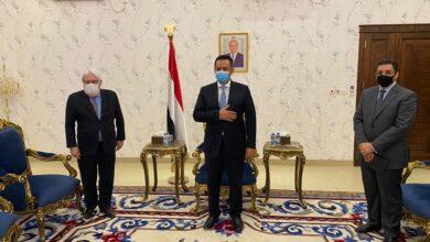 صورة المبعوث الأممي يختتم زيارة للعاصمة #عدن