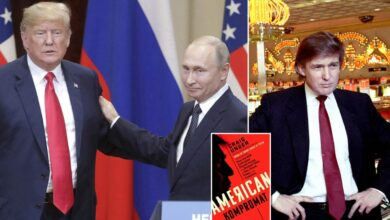 صورة جاسوس سوفيتي سابق: الكرملين جند ترامب قبل 40 عامًا وأعده ليصبح رئيس أمريكا