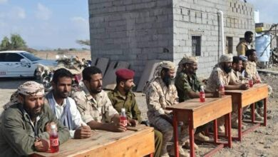 صورة #لحج.. الحزام الأمني لقاعدة العند الجوية يدشن العام التدريبي الجديد