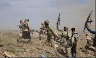 صورة #البيضاء.. مصرع 6 من #مليشيا_الحوثي بهجوم للمقاومة في #الصومعة