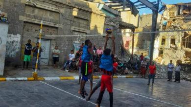 صورة برعاية الانتقالي.. انطلاق بطولة الشهيد نبيل القعيطي لكرة الطائرة للفرق الشعبية