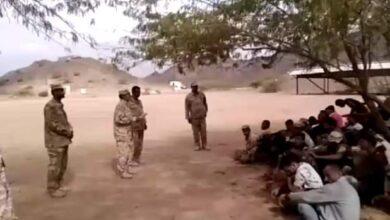صورة التوجيه المعنوي في اللواء الخامس دعم واسناد ينفذ محاضرات توعية للنقاط الأمنية