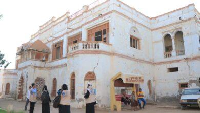 صورة مبادرة هويتي تزور ابرز المعالم التاريخية في محافطة #لحج