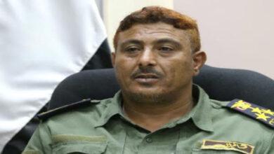 صورة مدير أمن لحج: تفاصيل الهجوم على المطار تضع مليشيا الحوثي المتهم الرئيسي