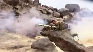 صورة التحالف يعلن عن اعتراضه صاروخ بالستي اطلقه الحوثيون باتجاه الرياض