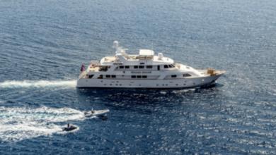 صورة قوات البحرية المشتركة تعترض شحنة مخدرات قبالة السواحل اليمنية