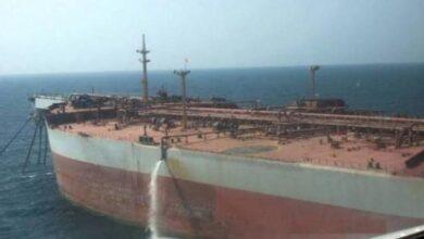 صورة تآكل ناقلة النفط صافر ينذر بكارثة بيئية وخيمة على اليمن والمنطقة