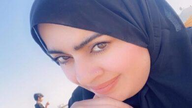 """صورة أميرة الناصر تظهر بالحجاب مجددا.. وتعرض صورا صادمة لـ""""تعنيفها على يد طليقها"""""""