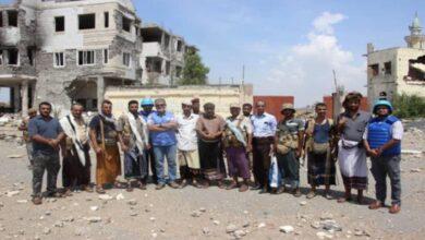 صورة قيود حوثية تعطل عمل بعثة الأمم المتحدة ونقاط المراقبة في الحديدة