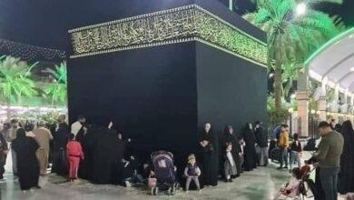صورة مجسم الكعبة في كربلاء يثير غضب المسلمين