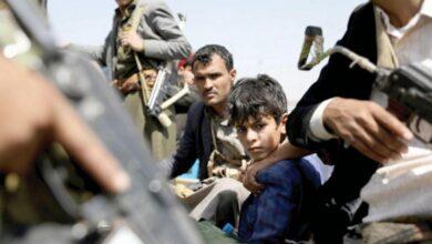 صورة ارتياب وتحفظ حوثي من دعوة بايدن لإنهاء الحرب في اليمن