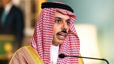 صورة السعودية تطالب المجتمع الدولي بوضع حد للانتهاكات الإيرانية في المنطقة