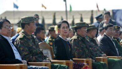 صورة جيش ميانمار يستولي على السلطة ويفرض حالة الطوارئ