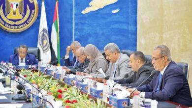 صورة رئاسة الانتقالي تدعو إلى سرعة تفعيل عمل اللجان المشتركة بتنفيذ اتفاق الرياض