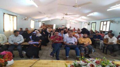 """صورة إضراب شامل في جميع كليات #جامعة_عدن """" لهذا السبب"""""""