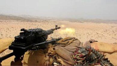صورة القوات الجنوبية تهاجم مواقع مليشيا الحوثي في بتار