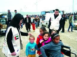صورة تقرير خاص| الإمارات ودورها الريادي في الاعمال الإنسانية