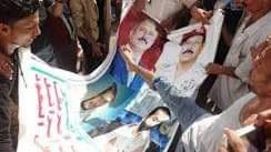 صورة أكاديمي جنوبي: شعب الجنوب لن يقبل برموز الاحتلال اليمني