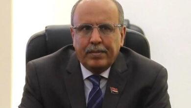 صورة تصريح صحفي للمتحدث الرسمي للمجلس الانتقالي الجنوبي بخصوص العمليات الإرهابية في العاصمة عدن وأحور بمحافظة أبين