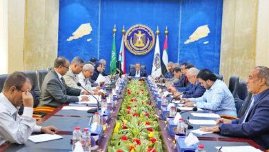 صورة هيئة رئاسة المجلس #الانتقالي تقف على تطورات الأوضاع في الساحة الجنوبية