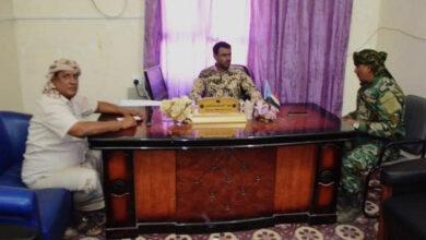 صورة سقطرى.. اجتماع لقادة الوحدات الأمنية يناقش تعزيز الإجراءات الأمنية بمنافذ المحافظة