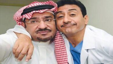 صورة عبدالله السدحان وناصر القصبي يرحبان بمبادرة تركي آل الشيخ بجمعهما في عمل فني جديد