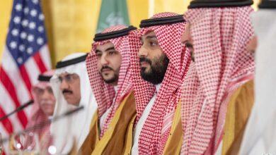 صورة نائب وزير دفاع السعودية يغرد عن مبادرة وقف إطلاق النار باليمن