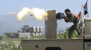 صورة #القوات_الجنوبية تكبد مليشيات #الحوثي خسائر فادحة شمال غرب #الضالع