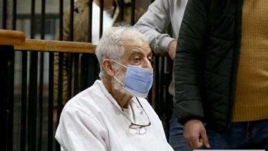 صورة السجن المؤبد لـ محمود عزت القائم بأعمال مرشد الإخوان في مصر