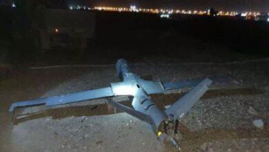 صورة التحالف: اعتراض وتدمير طائرة حوثية مفخخة باتجاه خميس مشيط