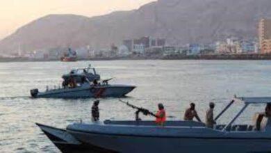 صورة #حضرموت.. إنقاذ صياد تعرض قاربه لخلل فني في سواحل #المكلا