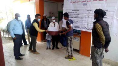 صورة الضالع.. تقرير يلخص جهود مكتب الصحة والسكان بمديرية الحصين