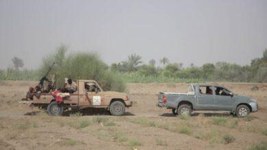 صورة #الحديدة اليمنية.. القوات المشتركة تقصف تحركات حوثية وسقوط قتلى وجرحى من #المليشيات