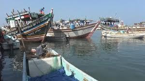 """صورة وفاة ثلاثة صيادين وفقدان جثثهم قبالة سواحل #الحديدة اليمنية """" تعرف على السبب"""""""