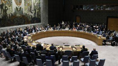 صورة للمرة الثالثة.. واشنطن ترفض قرارًا في مجلس الأمن يدعو لوقف إطلاق النار بين إسرائيل والفلسطينيين