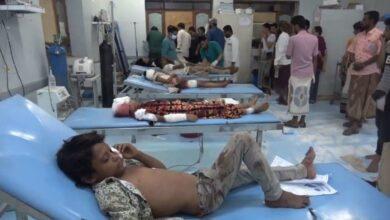 """صورة #الحديدة اليمنية.. مقتل وإصابة 9 مدنيين بعبوة ناسفة حوثية بالدريهمي """" أسماء"""""""