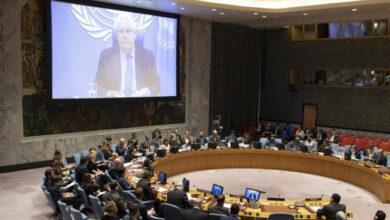 صورة توقعات بقرار دولي وشيك بشأن اليمن