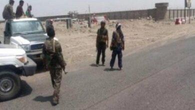 صورة أبين .. إصابة قيادي في الحزام الأمني بجروح بالغة إثر محاولة اغتيال