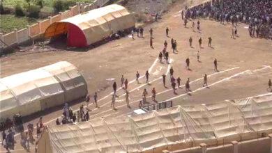 صورة خارج إطار الدولة والتحالف.. تنديد واسع بتشكيل مليشيا الإخوان ألوية عسكرية في تعز