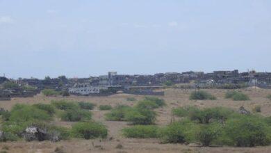 صورة مليشيات الحوثي تعاود استهداف مناطق سكنية في الدريهمي وشرق مدينة الحديدة اليمنية