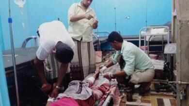 صورة الحديدة اليمنية.. ارتفاع عدد ضحايا انفجار اللغم الحوثي في #حيس إلى أربع نساء