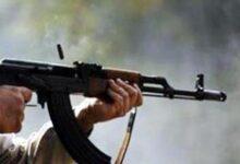 صورة اغتيال قيادي حوثي برصاص مجهولين في ذمار