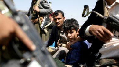 صورة مصرع خبير عسكري لحزب الله بغارة للتحالف غرب مأرب