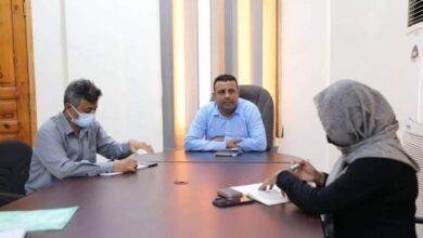 صورة العاصمة عدن.. اجتماع مشترك بوزارة الصحة يناقش النتائج الإيجابية لحملة تطعيم كورونا